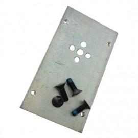 Пластина крепления стрелы 119RIG055