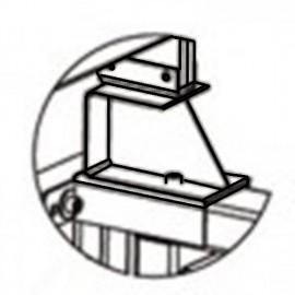 Кронштейн PERCo-RF01 0-09