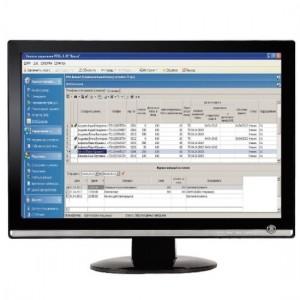 Расширенное программное обеспечение PERCo-SS02